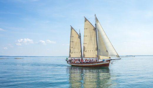 私の未来志向と他の資質の組み合わせを、船の航海に例えてみる